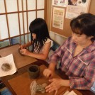 和の空間で陶芸体験 in 大和 慈緑庵