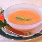 トマトとじゃがいものスープ 【時短朝食レシピ】