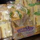 各地で猛暑日を記録中、サンドイッチで夏バテ対策!