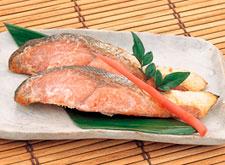 北海道産 辛塩紅鮭