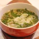 モロヘイヤとザーサイのスープ 【時短朝食レシピ】