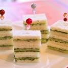 青のりマヨネーズのきゅうりサンド 【時短朝食レシピ】