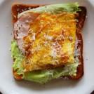 エッグクレープとハムとチーズのトースト 【時短朝食レシピ】