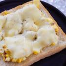 丸ごとゆで卵と粒マスタードトースト 【時短朝食レシピ】
