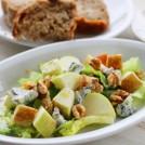 りんごとチーズのクルミサラダ 【時短朝食レシピ】