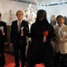 大阪芸術大学スカイキャンパスに怪獣王出現!生誕60年ゴジラの歴史が集結