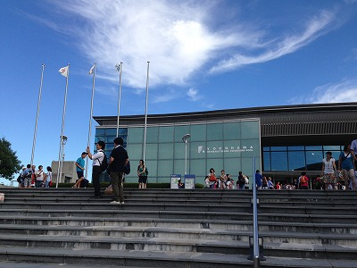 小学生の熱き戦い・横浜市立小学校水泳大会