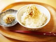 なめたけ風えのきのっけ朝ごはん 【時短朝食レシピ】