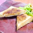 シナモン香るココナッツオイルトースト 【時短朝食レシピ】