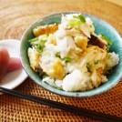 焼きサバの混ぜご飯 【時短朝食レシピ】