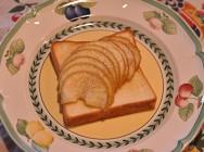 焼きりんごトースト 【時短朝食レシピ】