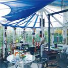 ガーデンリビング空間「ミドルテリア」を提案!「陽のあたる場所(ホームクリエ)」