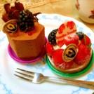 キラリナ限定スイーツ♪『アルカション』で本場のフランス菓子を満喫!
