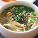 きのこと大根の具だくさんスパイシースープ 【時短朝食レシピ】