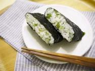 新海苔で話題のオニギラズ朝ごはん 【時短朝食レシピ】