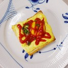 丸ごと目玉焼きトースト 【時短朝食レシピ】