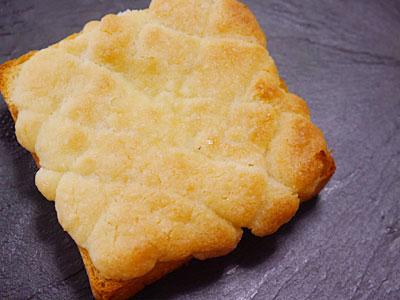 サクサクメロンパントースト