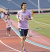 細貝萌選手と走る〝6 Minutes Run for CTEPH〟 12月25日開催