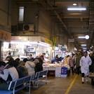 川崎北部市場で年末のお買いもの