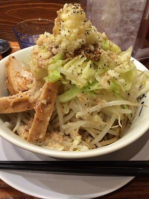 横浜ラーメン紀行~「麺屋 ばばん」(綱島)~