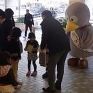 丸井大宮店でパパ・ママ応援ショップのイベントが開催されました