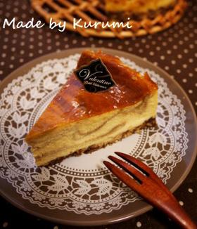 ティラミス風チーズケーキ
