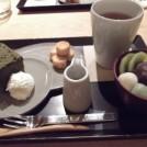 加賀麩専門店のカフェ(サントリー美術館併設)
