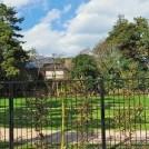 近衞文麿が居を構えた「荻外荘」の一部を公園として開放@荻窪
