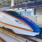 新幹線開業にわく北陸へ