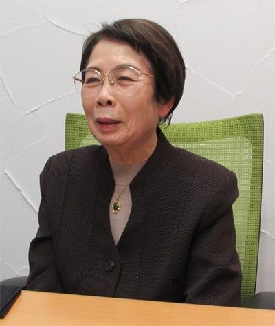 保田朱美さん
