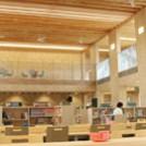 【陽光台小学校】平成27年4月開校、木のぬくもりあふれる校舎