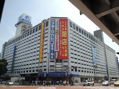 もう少しで60周年の「さいか屋川崎店」が、5月末日をもって閉店