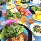 ベトナム人の先生に習う!本格ベトナム料理!