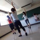 子連れでシェイプアップには…サルサ!@駒沢大学
