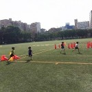 運動会の必須競技「かけっこ」が習えます@横河FC