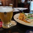 コエドビールの魅力がさらに広がる実験的スペース。樽生全6種類を料理と合わせて