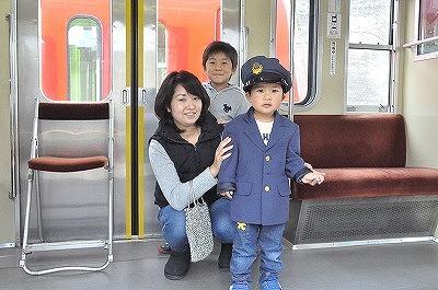 毎月11月には「流鉄の鉄道の日イベントも