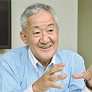 大阪外食産業協会 会長 藤尾政弘さん
