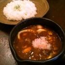 西荻窪「Y's cafe (ワイズカフェ)」の欧風カレー『西荻スペシャル』は海の幸がたっぷり!