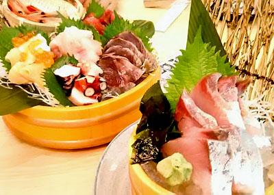 濱焼や漁港直送の鮮魚を満喫! 8月オープン「目利きの銀次」