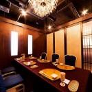"""大宮駅東口徒歩5分の個室レストランで""""お箸でいただくイタリアン"""""""