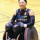 【第13回】 ウィルチェアーラグビー日本代表  官野 一彦さん<キラリ千葉人(ちばびと)>