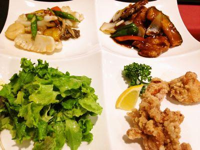 上品で美味しい中華料理をランチで堪能!和泉「あんずの花」