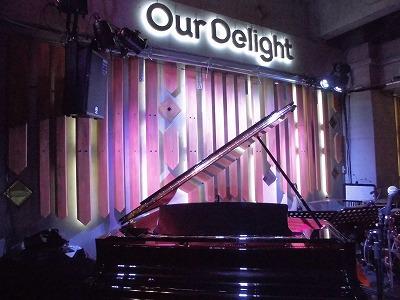 蕨のジャズクラブ「Our Delight」で素敵な週末を!
