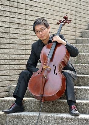 チェロの金子鈴太郎さん