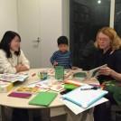 親子で学べる英会話クラス「リキオ語学学校」@代々木上原