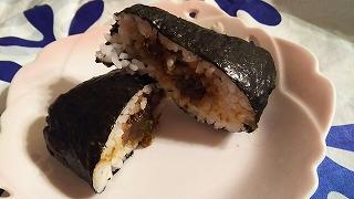 おススメしたい!相田米店の精米したての焼きおにぎり・発芽玄米おにぎり