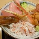 毎日20食限定の海鮮丼が絶品!京急百貨店「築地寿司清」