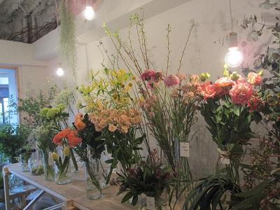 春の陽だまりのような花職人の店が摂津本山駅に誕生!「クノスペ」