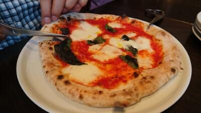 オープンほやほや!MARINE & WALK YOKOHAMAから美味しいピザ屋さんをご紹介します